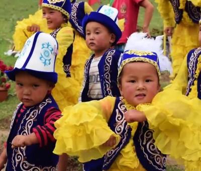 Kyrgyzstan's Jailoo Kindergartens