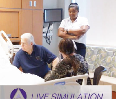 Care Transitions Simulation | Healthcare Promotional Video