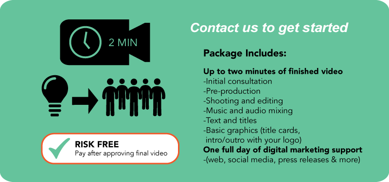 Ultimate Promo Video Package